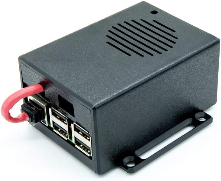 Pi PoE Switch HAT Case for Raspberry Pi