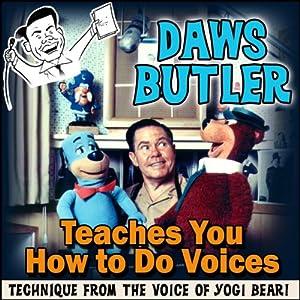 Daws Butler Teaches You How to Do Voices Speech