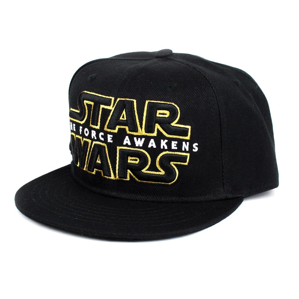 Star Wars 7 Hombre Snapback Cap Logo - The Force Awakens Gorra de ...