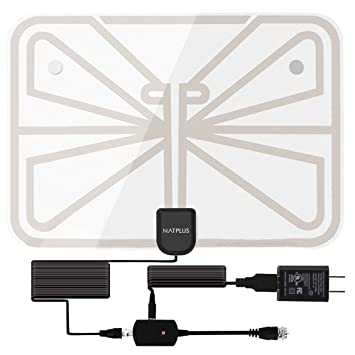 Review Digital HDTV Antenna UPGRADED