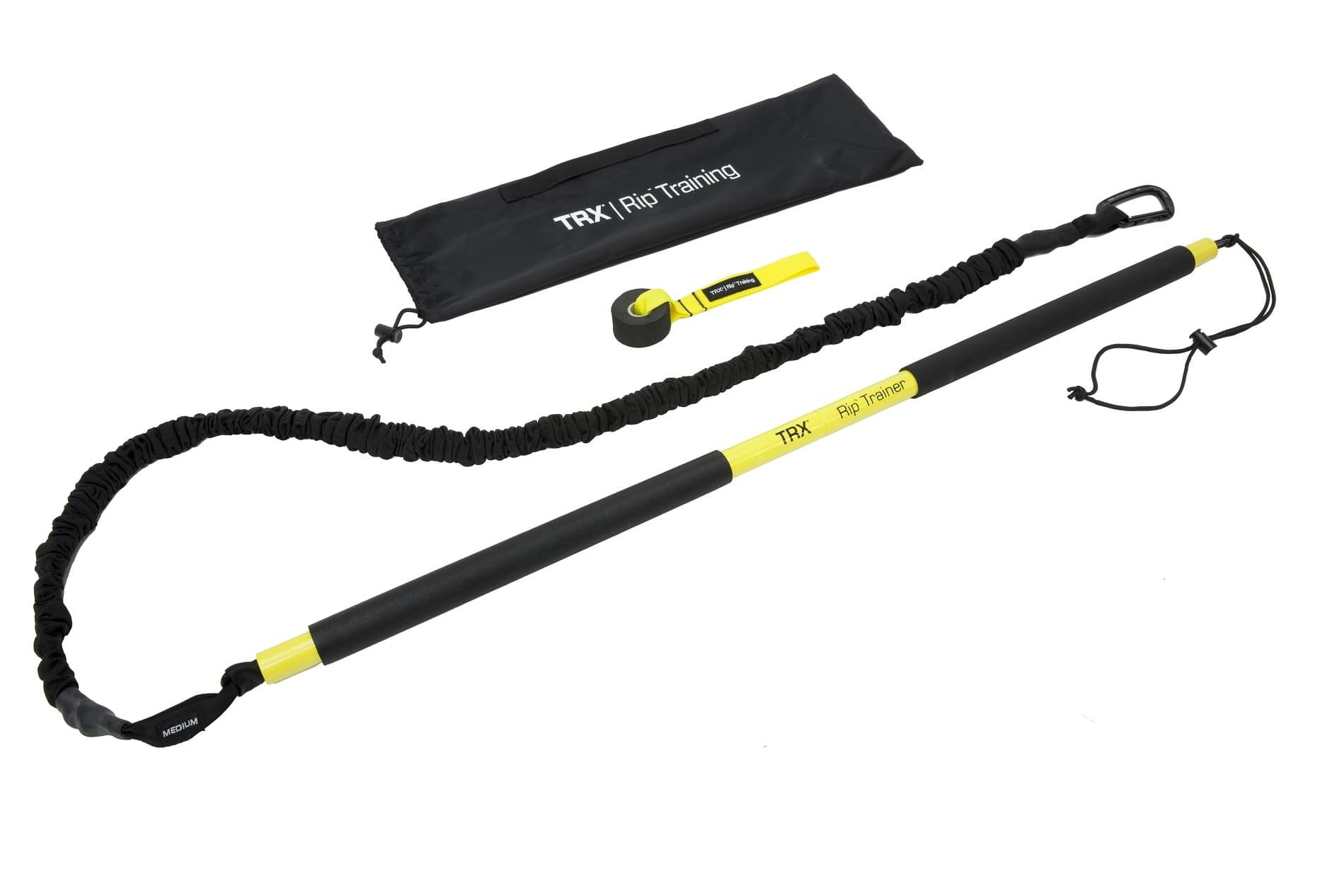 TRX Training - RIP Trainer Basic Kit, Essential for Strengthening the Core and Increasing Cardiovascular endurance by TRX