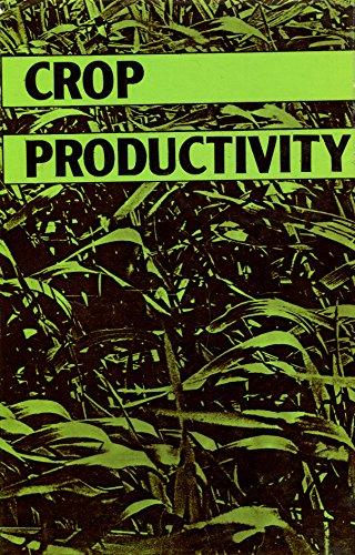 Crop Productivity