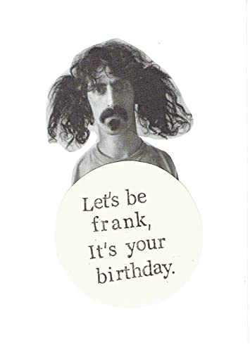Amazon Lets Be Frank Its Your Birthday Funny Birthday Card
