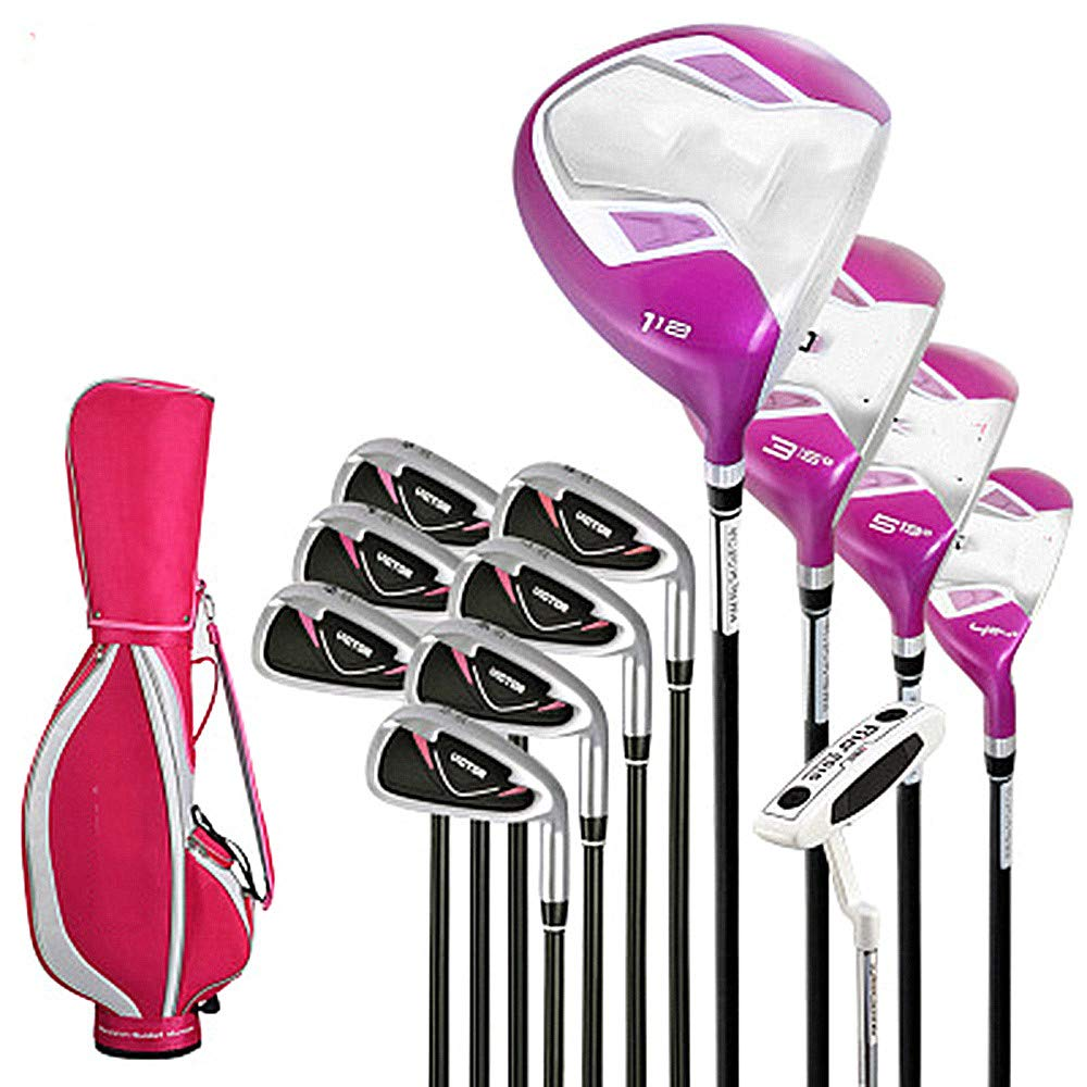 Mitrc Juego de Palos de Golf para Mujeres, Club de Golf ...
