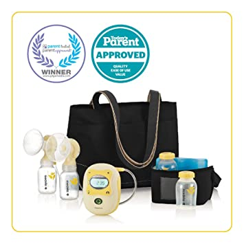 9fb5d2a89c1fc Medela Freestyle Double Electric Breast Pump: Amazon.ca: Baby