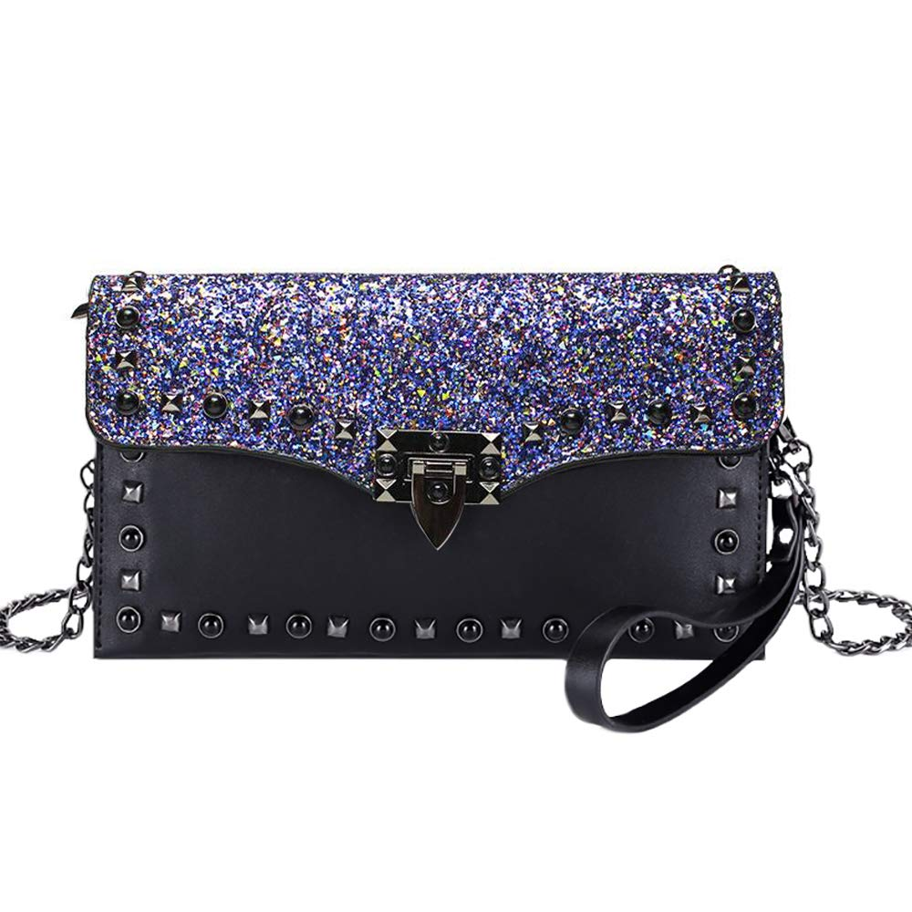 TOTZY Clutch Purse Sequins...