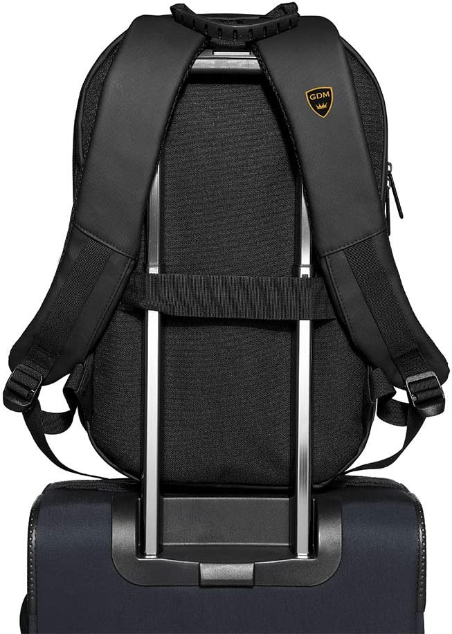 GDM Mirage motorcycle backpack hard shell water resistant gear bag