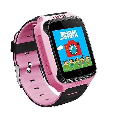 Amazon.com: Q529 - Reloj inteligente con GPS, antipérdida ...