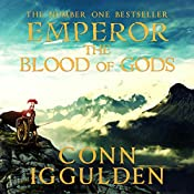 EMPEROR: The Blood of Gods, Book 5 (Unabridged) | Conn Iggulden