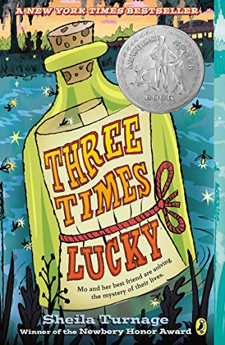 Three Times Lucky (Mo & Dale Mysteries) (The Earth And Its Peoples 5th Edition Ap)