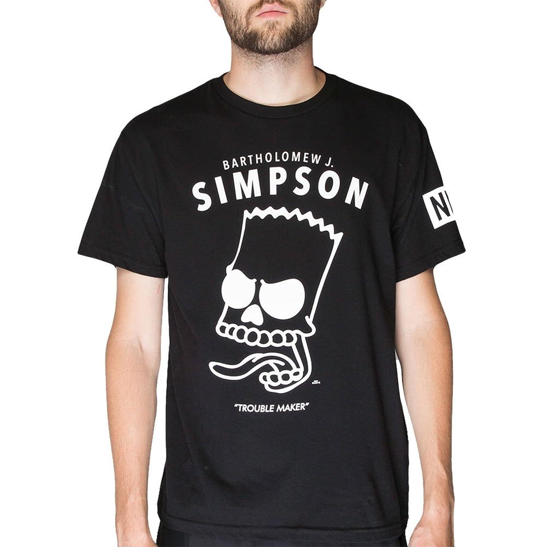 Neff Men's Bartholomew J T Shirt Black