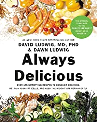 The delectable cookbook companion to the #1 New York Times bestselling Always Hungry?, with over 175 delicious recipes!             In Always Hungry? renowned endocrinologist Dr. David Ludwig showed us why traditional diets don't work, and how to ...