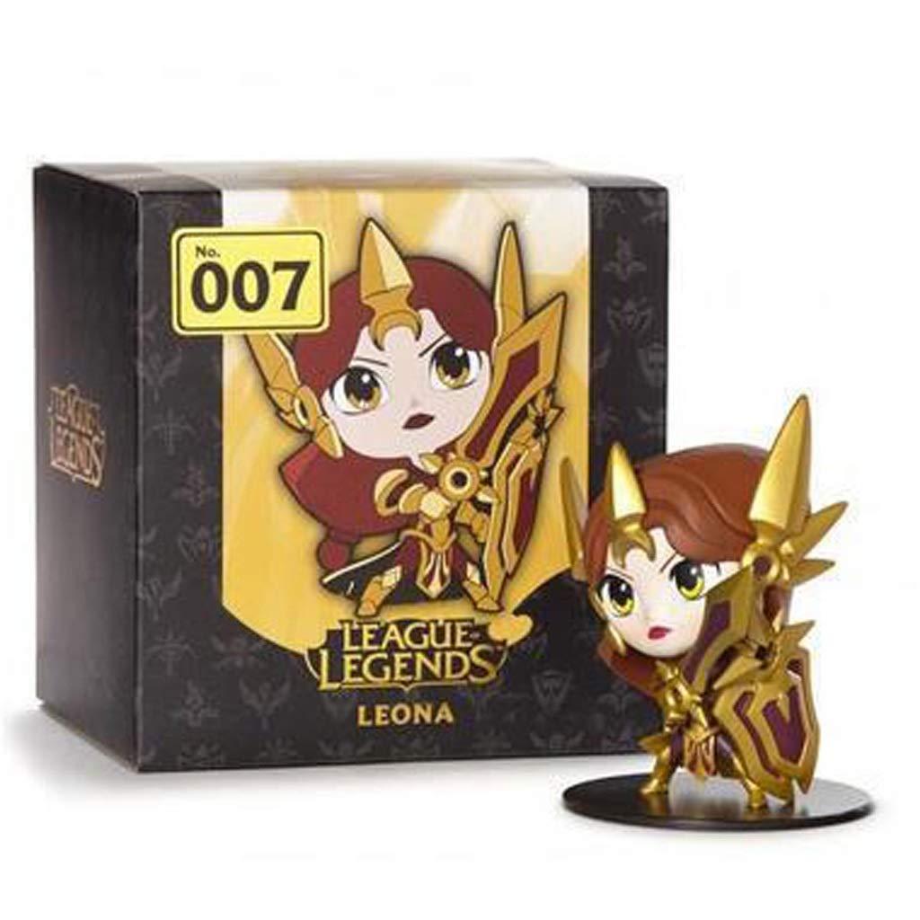 opciones a bajo precio HYBKY Leiona Juguete Juguete Juguete Estatua Héroe Liga Juguete Modelo Juego Personaje Recuerdo   10 CM Adornos Recuerdo Estatua de Anime