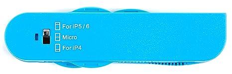 Multi-Cargador Azul Para eReader Energy Sistem eReader Screenlight ...