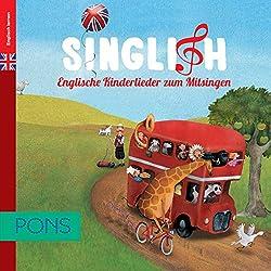 PONS Singlish. Kinderlieder zum Mitsingen