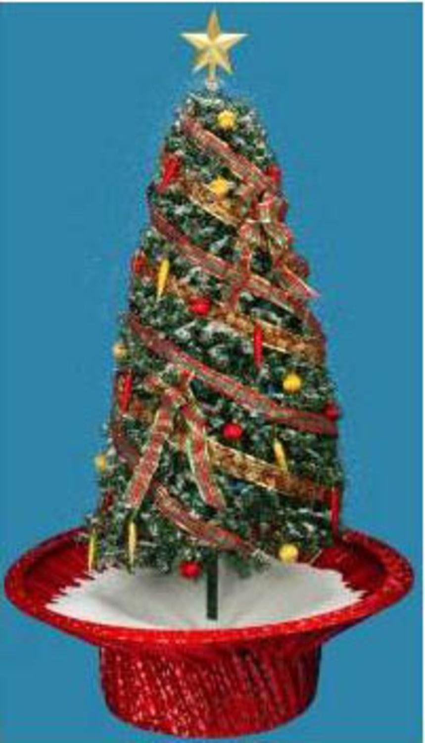 Pre Lit Rotating Christmas Tree.6 Pre Lit Musical Snowing Rotating Artificial Christmas