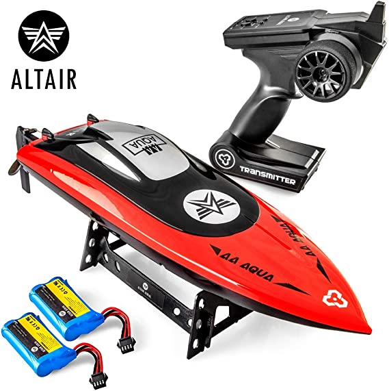 Altair Aqua [Ultra Fast Pro Caliber] RC Boat for Pools or Lakes