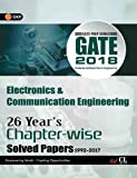 GATE Electronics & Communication Engineering (26 Year's Chapter-Wise Solved Paper) 2018