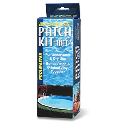 Poolmaster 30279 Pool Patch Kit Wet for Swimming Pools, 4 oz