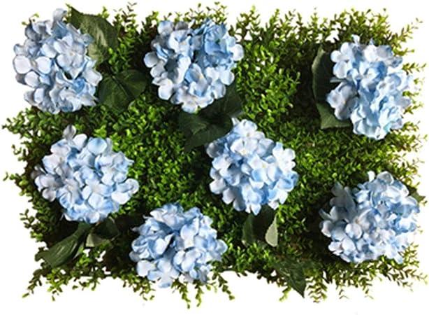 LVZAIXI Seto De Privacidad Artificial Fondo De Decoración De Pared Jardín Cerca Boda Patio Terraza Camino Puerta Espejo (Color : B, Size : 40x60cm): Amazon.es: Hogar