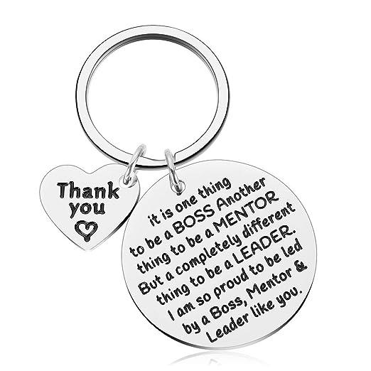 Amazon.com: Coworker Leaving Away llavero regalos para ...