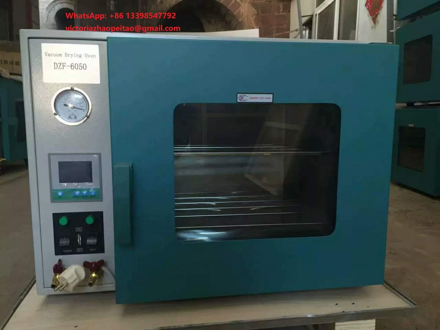Hot Selling DZF 6050 1.9 Cu Ft Stainless Steel Vacuum Drying Oven for Laboratory Extraction