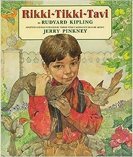 Rikki Tikki Tavi Amazonde Rudyard Kipling Jerry Pinkney