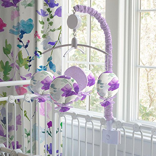 Carousel Designs Wildflower Garden Mobile by Carousel Designs