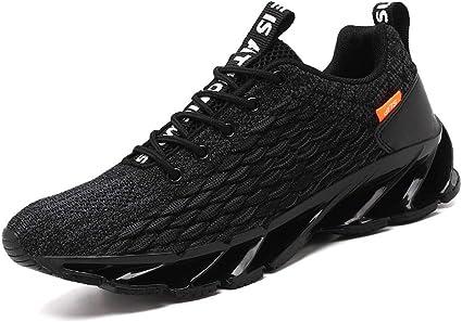 Darringls Zapatillas Deportivas, Zapatillas de Deporte Hombre Respirable para Correr Ligeras Transpirables Asfalto Running Sneaker: Amazon.es: Ropa y accesorios
