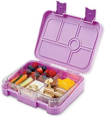 Robust Und Schmatzfatz Vesperbox//Bento Box//Lunchbox Für Kinder Mit 6 Fächern
