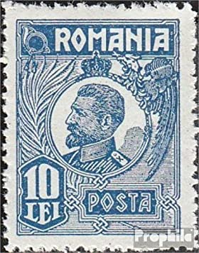 Romania 285 1920 Postage Stamp King Ferdinand I Stamps For