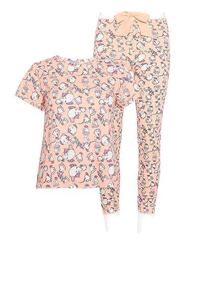 Licensed-Primark - Pijama - para niña X-Small: Amazon.es: Ropa y accesorios