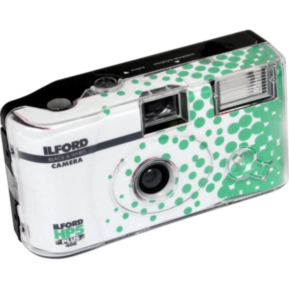 Ilford HP5 Plus Disposable Camera with Flash by Ilford