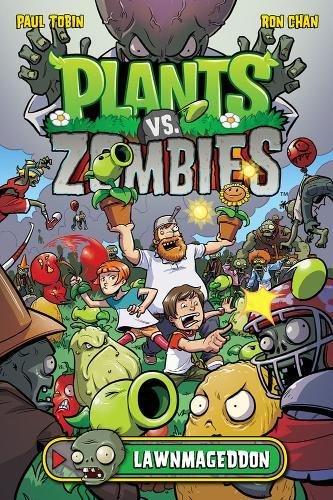 Price comparison product image Plants vs. Zombies Volume 1: Lawnmageddon