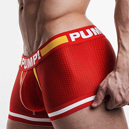 PUMP! Touchdown Flash Boxer Medium
