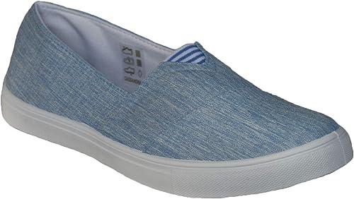 Footloose.Shoes Ladies Womens Slip on