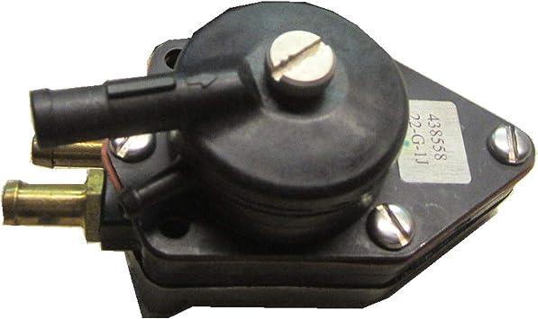 OEM Evinrude Johnson BRP Fuel Filter 60° V4 /& V6 433190 65 Micron