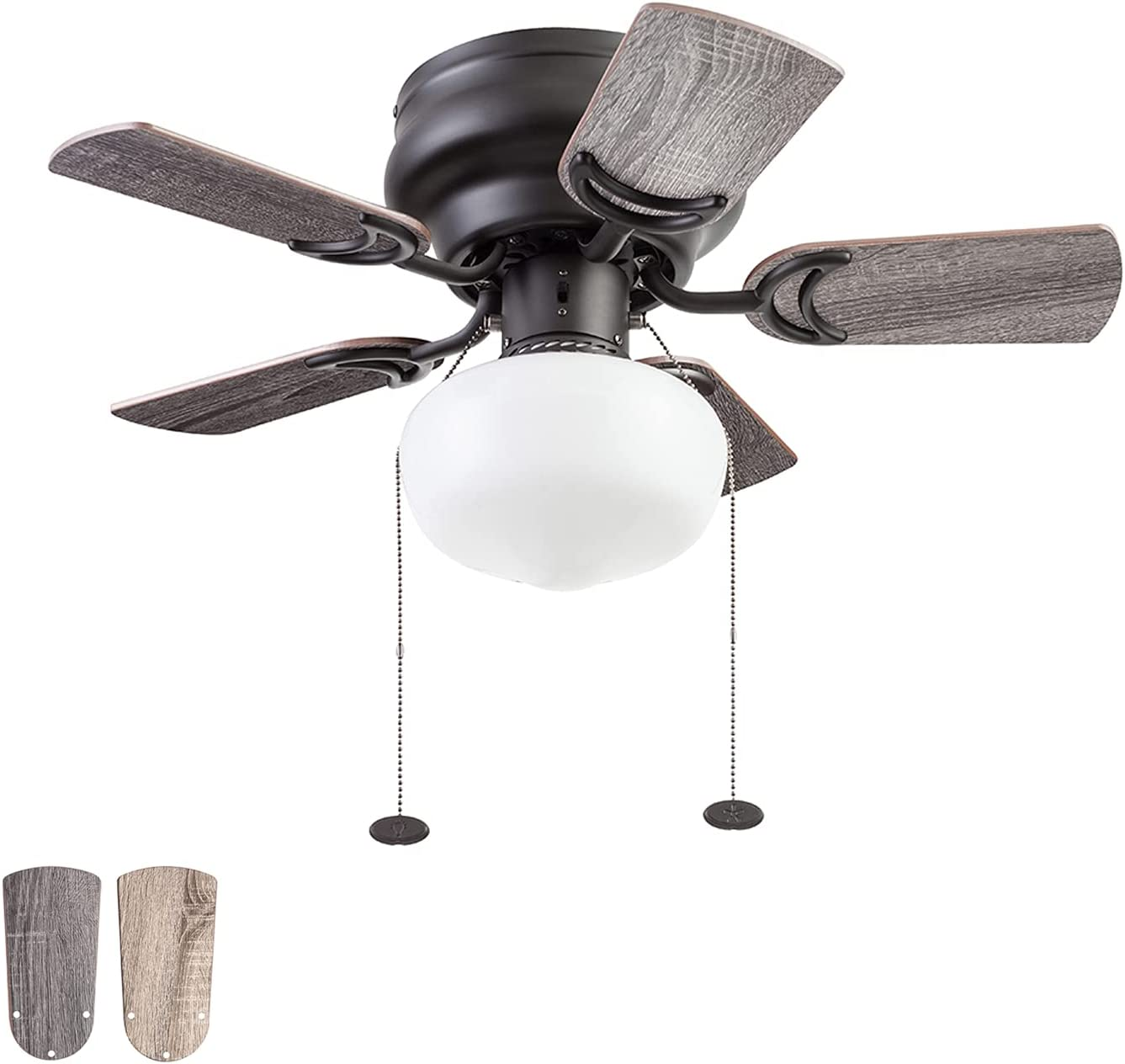 Prominence Home Ceiling Fan Replacement Globe 2021