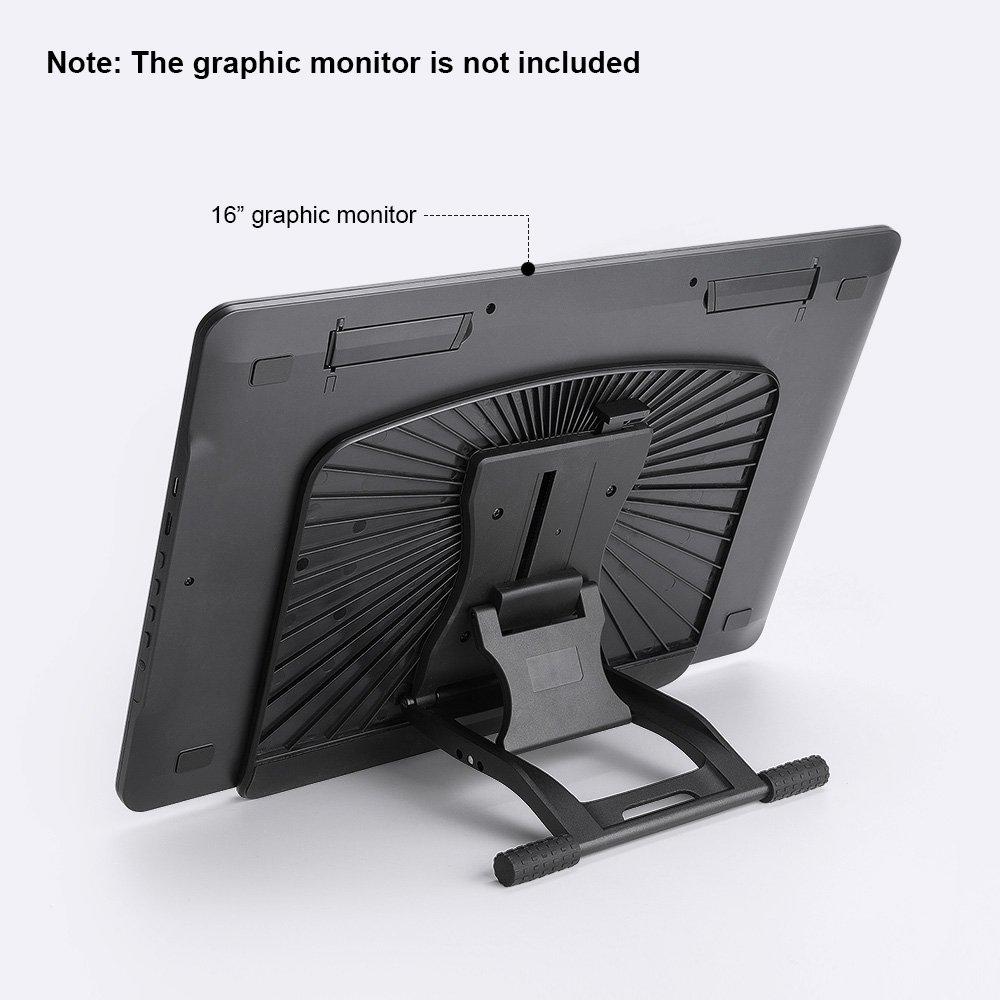 Tablet stand Parblo PR 100/supporto universale per tablet disegno grafica angolazione regolabile scrivania tablet Holder