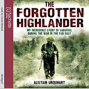 The Forgotten Highlander Audiobook