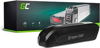 GC® EBIKE Batteria 36V 11.6Ah Bicicletta Elettrica Down Tube con Celle Panasonic Li-Ion Pure Cycles Zonix Io Hawk