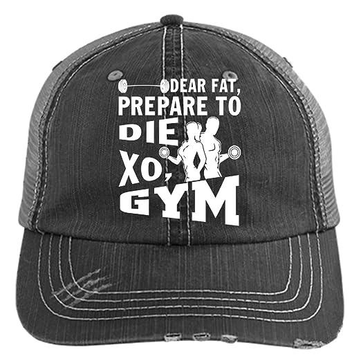 I Love Gym Hat 41aa669f8ba