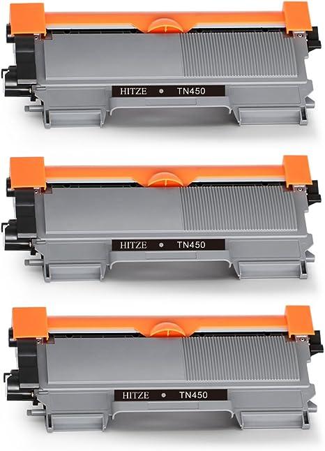 Hitze TN2220 TN2210 Toner Compatible para Brother MFC-7460DN MFC ...