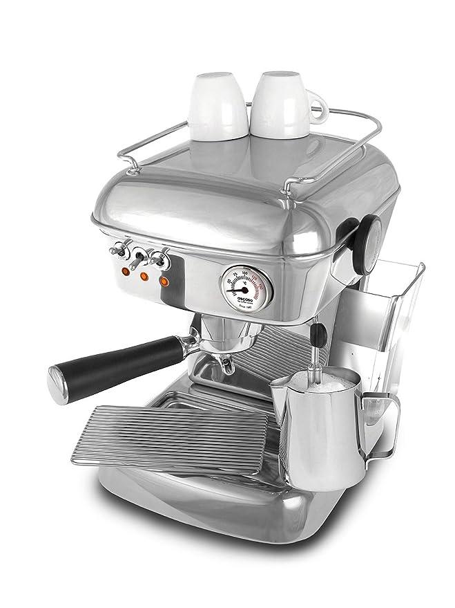 ascaso 600761 Cafetera expreso Dream, aluminio pulido ...