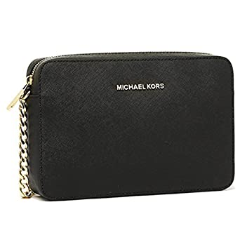 6048ab16b285 Amazon.com: MICHAEL Michael Kors Jet Set Travel Large Crossbody ...