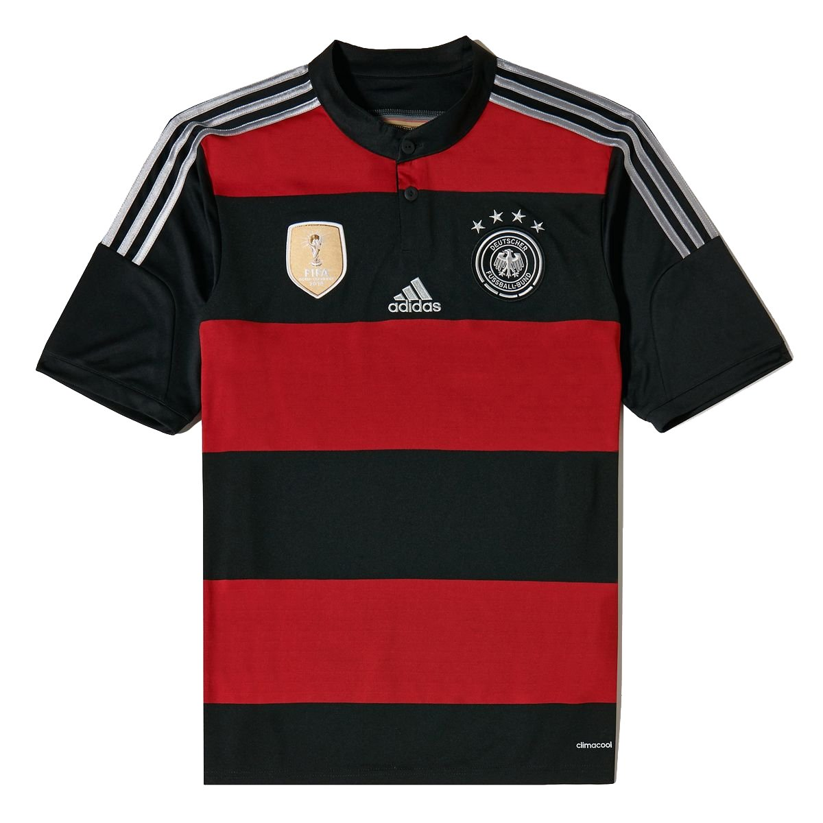 Adidas Germany 4 Star Youth Replica Jersey by adidas