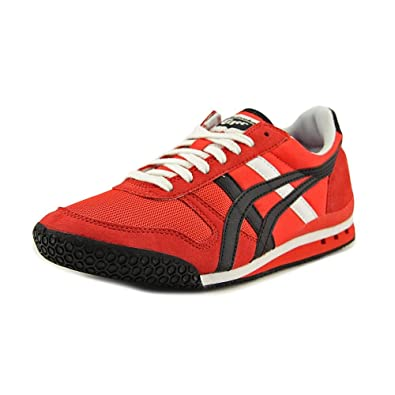 b7feac4c879f Onitsuka Tiger by Asics Unisex Ultimate 81 Fiery Red Sneaker