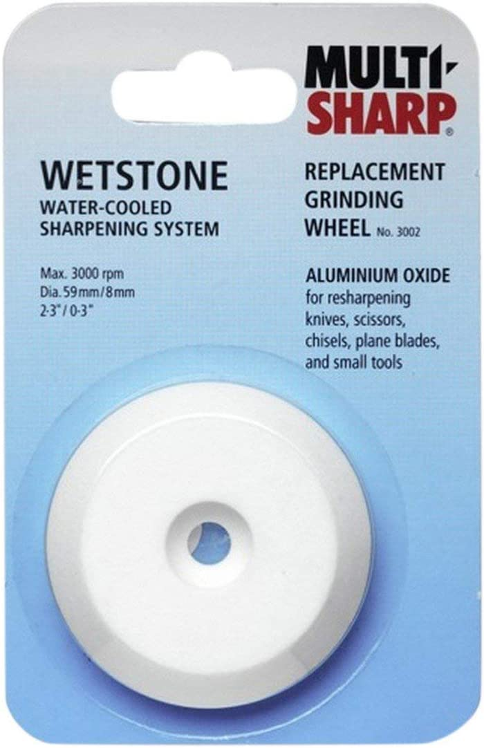 Multi-Sharp 3002 Replacement Wheel for Wetstone Chisel Sharpener