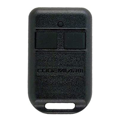 Code Alarm CRCX3 2-Button Replacement Transmitter Remote 314MHz FCC ELVATKC: Automotive