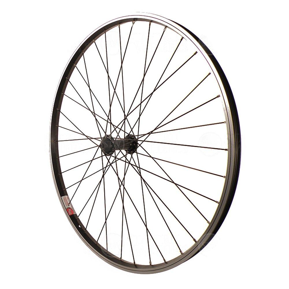 Sta Tru Black ST1 36H Rim Front Wheel (26X1.5-Inch) by Sta Tru
